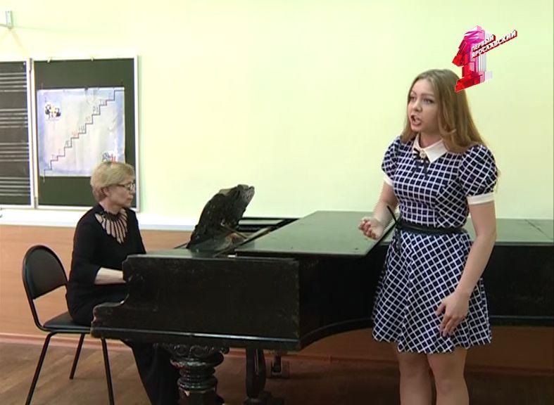 Певица из Собиновского