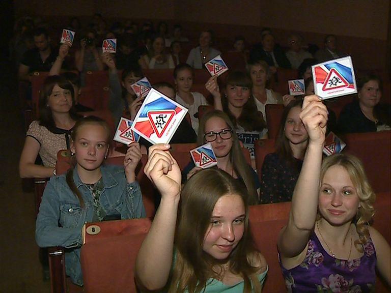 Сергей Ястребов пригласил всех присоединиться к акции «Добрый знак»
