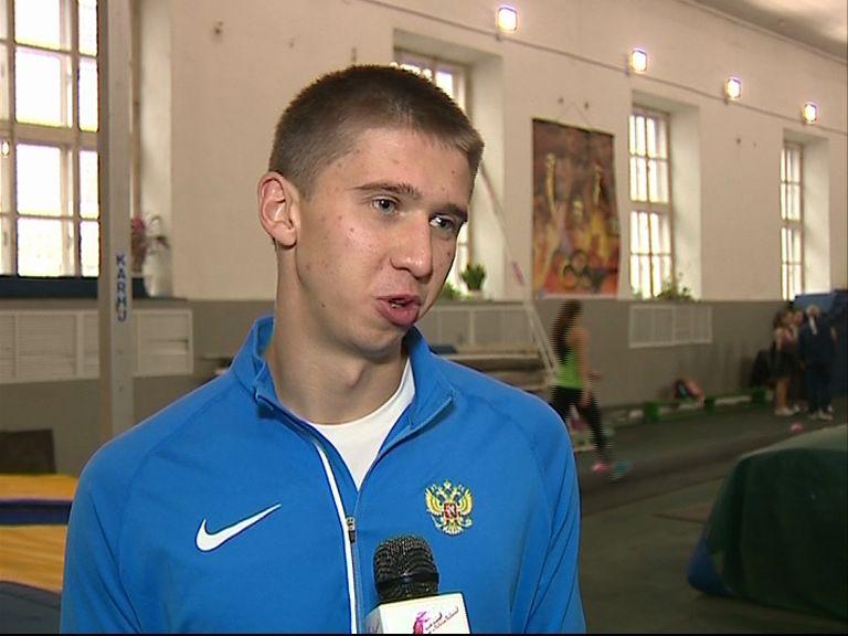 Илья Мудров взял «бронзу» на «Мемориале братьев Знаменских»
