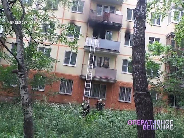 В Ленинском районе застрелился на балконе мужчина