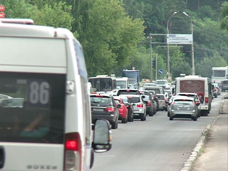 Транспортный коллапс на Дачной может наступить уже в предстоящий понедельник