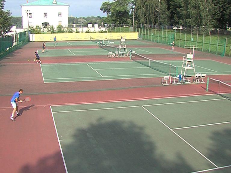 Международный фестиваль тенниса проходит в Ярославле
