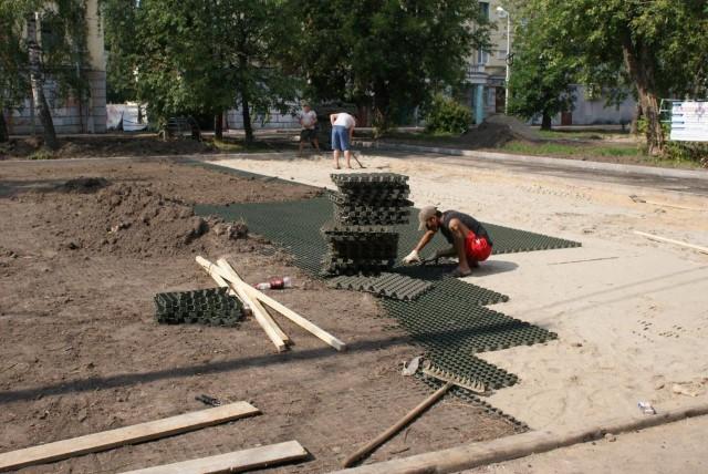 В Ярославле впервые оборудуют экопарковки