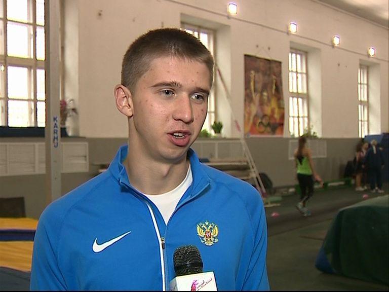 Илья Мудров установил лучший результат российского сезона