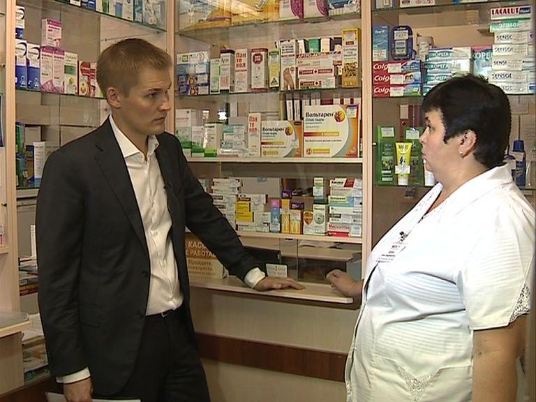 Общественная палата собирает жалобы жителей региона на нехватку льготных лекарств