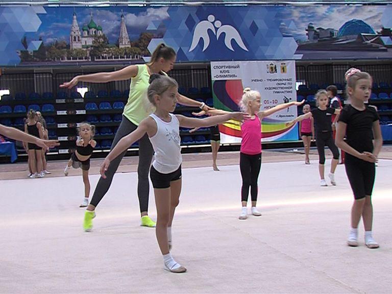 Победительница Олимпийских игр приехала в Ярославль с мастер-классами