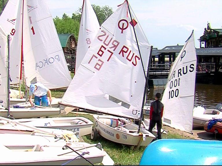Рыбинские яхтсмены стали чемпионами России