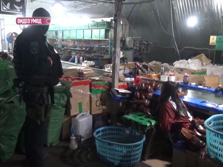 В Переславле-Залесском выявлены нелегалы