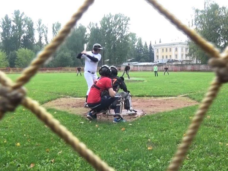 Бейсбольная команда «Ярославские Мудрецы» стала вице-чемпионом Кубка России