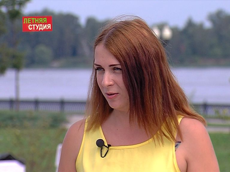 Программа от 26.08.2016: Екатерина Лимина, менеджер по организации мероприятий парка