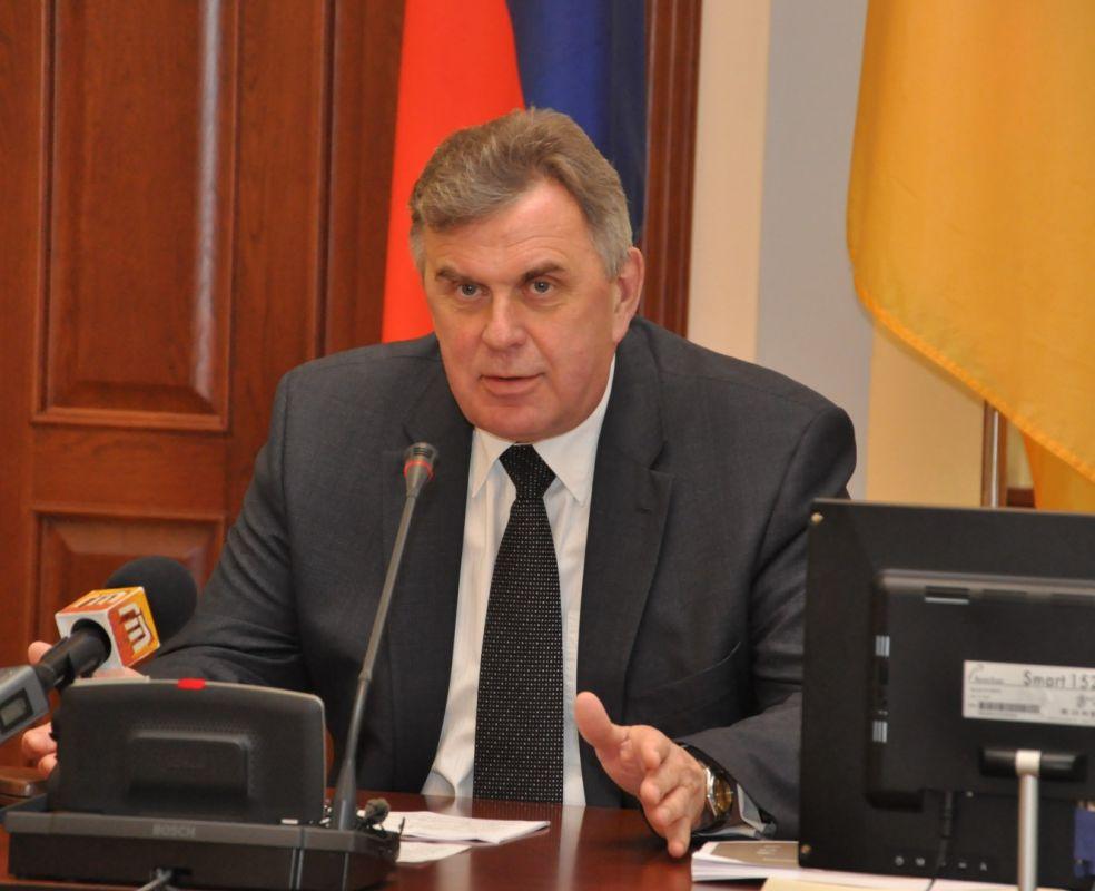 Владимир Путин наградил Сергея Ястребова орденом Почета