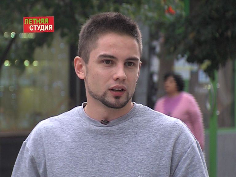 Программа от 31.08.2016: Влад Кошлаков, тренер-педагог студии