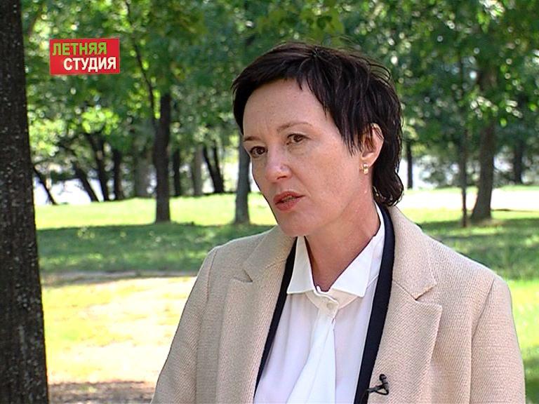 Программа от 01.09.16: директор регионального департамента образования Ирина Лобода