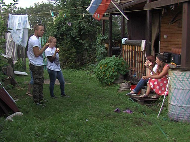 В поселке Борисоглебский более 10 лет существует волонтерский отряд