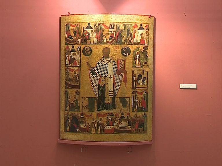 Украденную икону из Ярославля нашли в Венеции