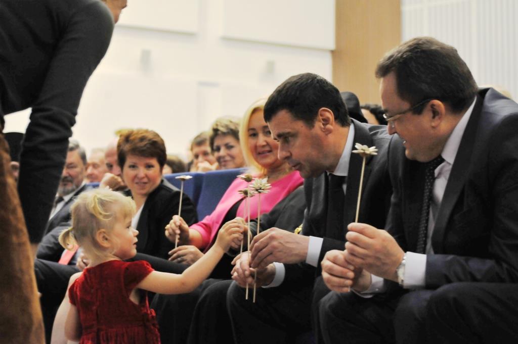 Перинатальный центр Ярославской области отмечает пятилетний юбилей