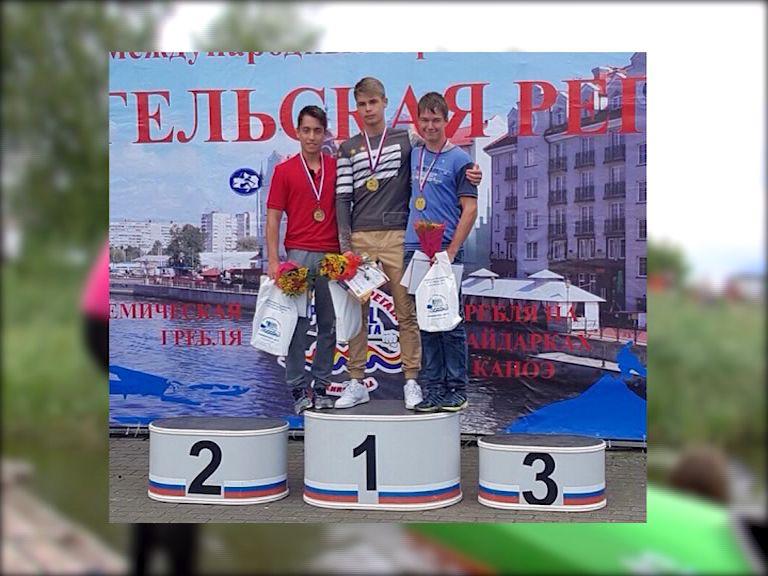 Ярославские гребцы вернулись с россыпью наград с международных соревнований