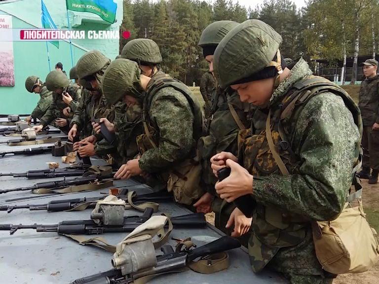 Военно-патриотический клуб «Десантник» отмечает свое пятнадцатилетие