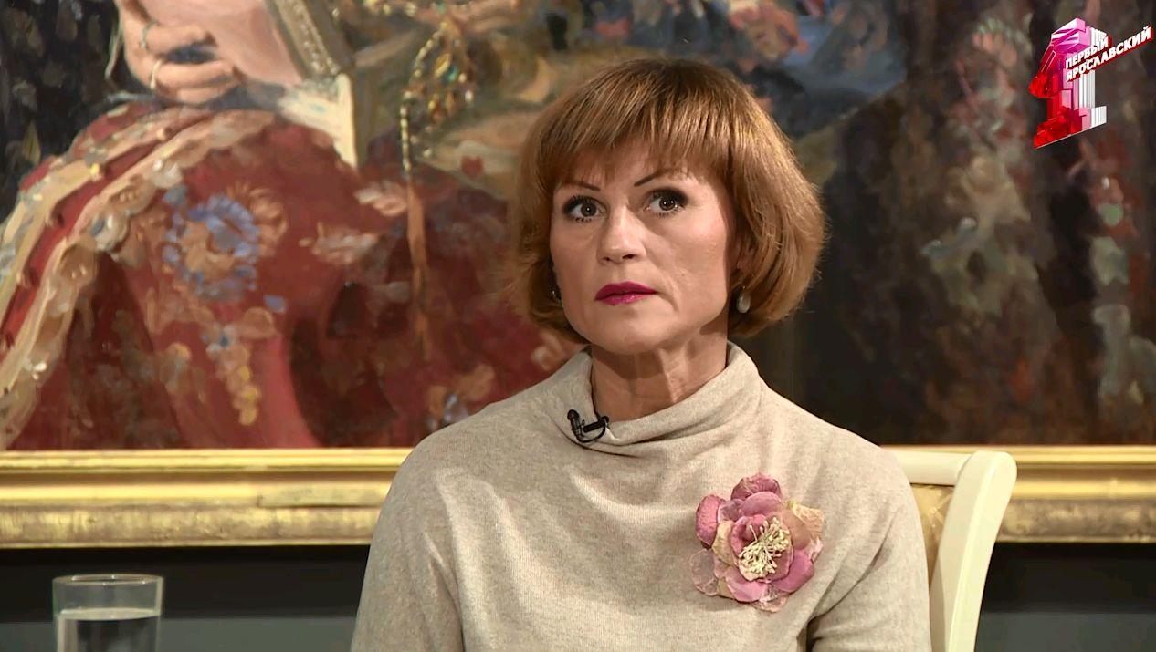 Женщина в профиль: Наталия Рыбкина