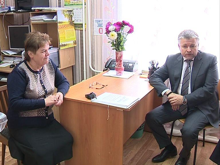 Виктор Костин с инспекцией выехал в проблемные Ростовский и Переславский районы
