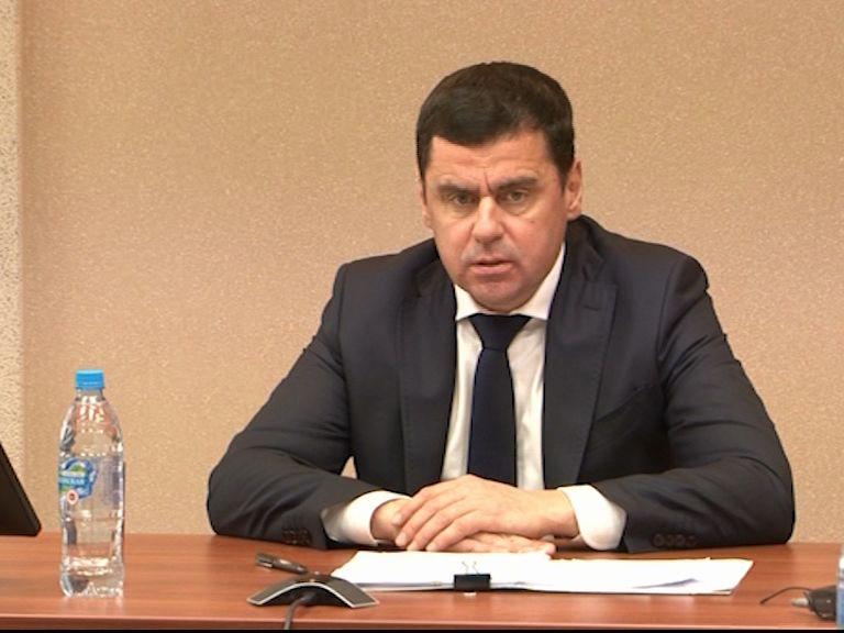 Итоги форума обсудили в региональном правительстве