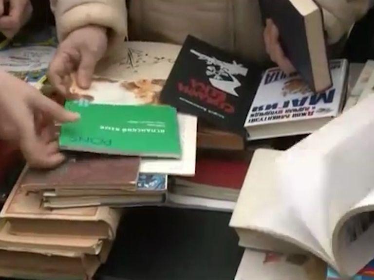 В Ярославле бесплатно будут раздавать книги
