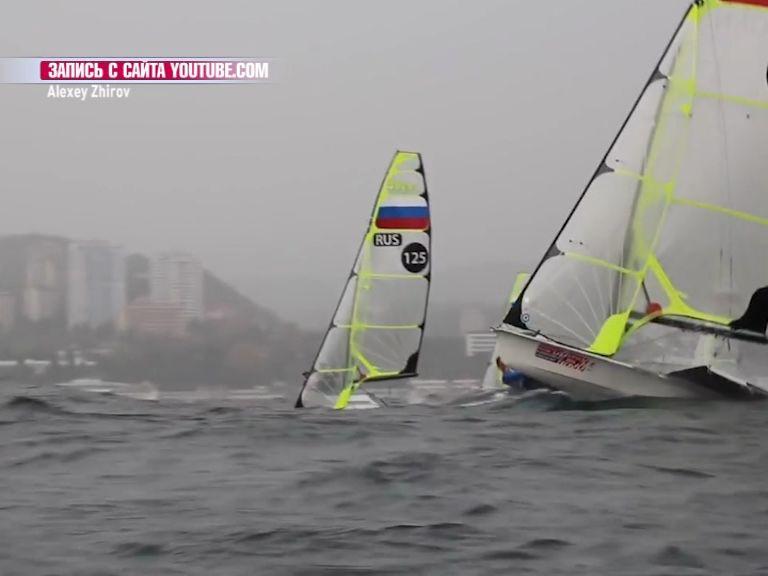 Егор Терпигорев стал серебряным призером чемпионата России в олимпийских классах яхт