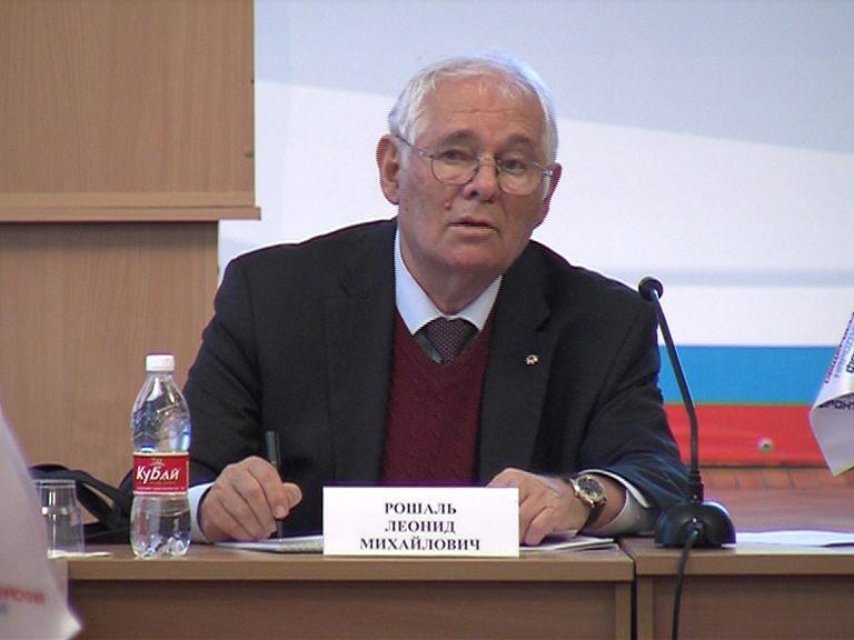 Леонид Рошаль встретился с представителя регионального отделения ОНФ