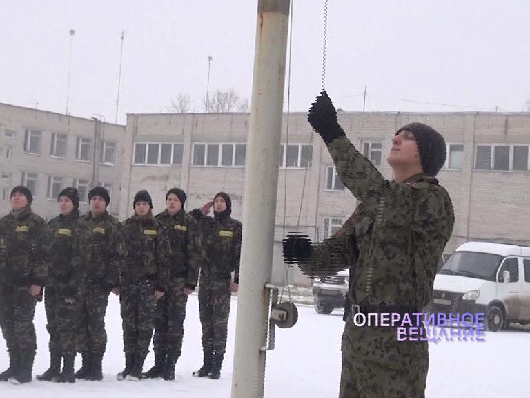 В Вятском проходит слет отрядов юных друзей полиции