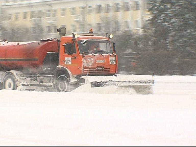 Гидрометцентр: На Ярославскую область обрушится сильнейший снегопад