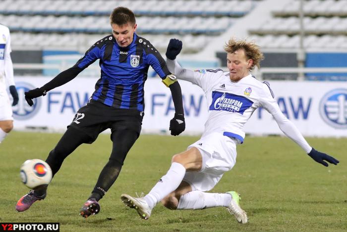 «Шинник» в заключительном домашнем матче года сыграл вничью с «Волгарем»
