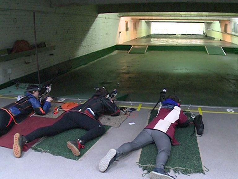 Ярославцы успешно выступили на Кубке Нечерноземья по пулевой стрельбе