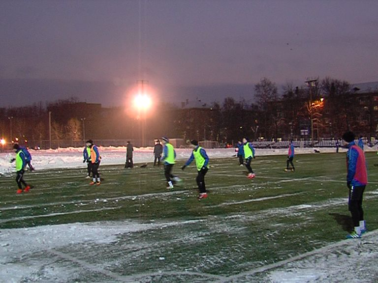«Шинник» теперь будет проводить матчи на запасном поле
