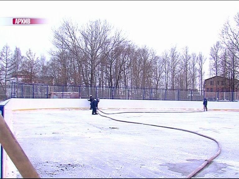 Зимой для ярославцев будут работать 13 бесплатных катков