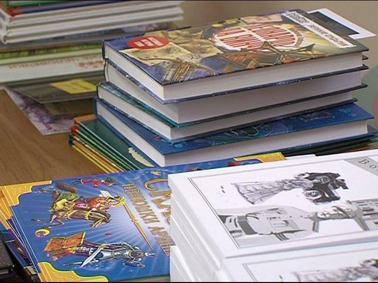 Детская областная библиотека имени Крылова получила президентский подарок