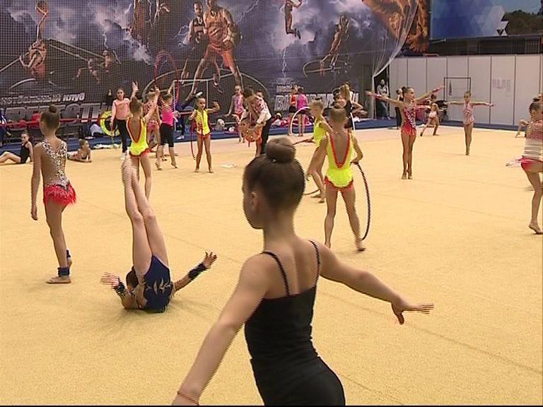 В Ярославле завершился турнир по художественной гимнастике