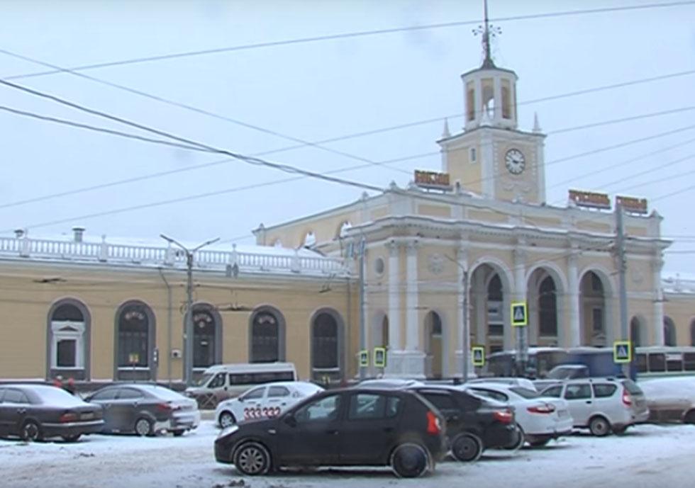 У вокзала Ярославль-Главный запретят ставить машины
