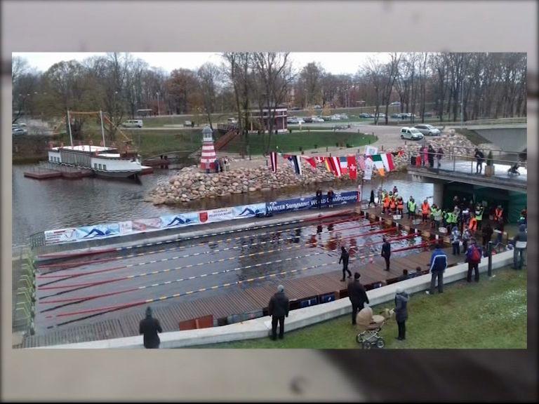 Рыбинская спортсменка стала бронзовой призеркой второго этапа Кубка мира по зимнему плаванию