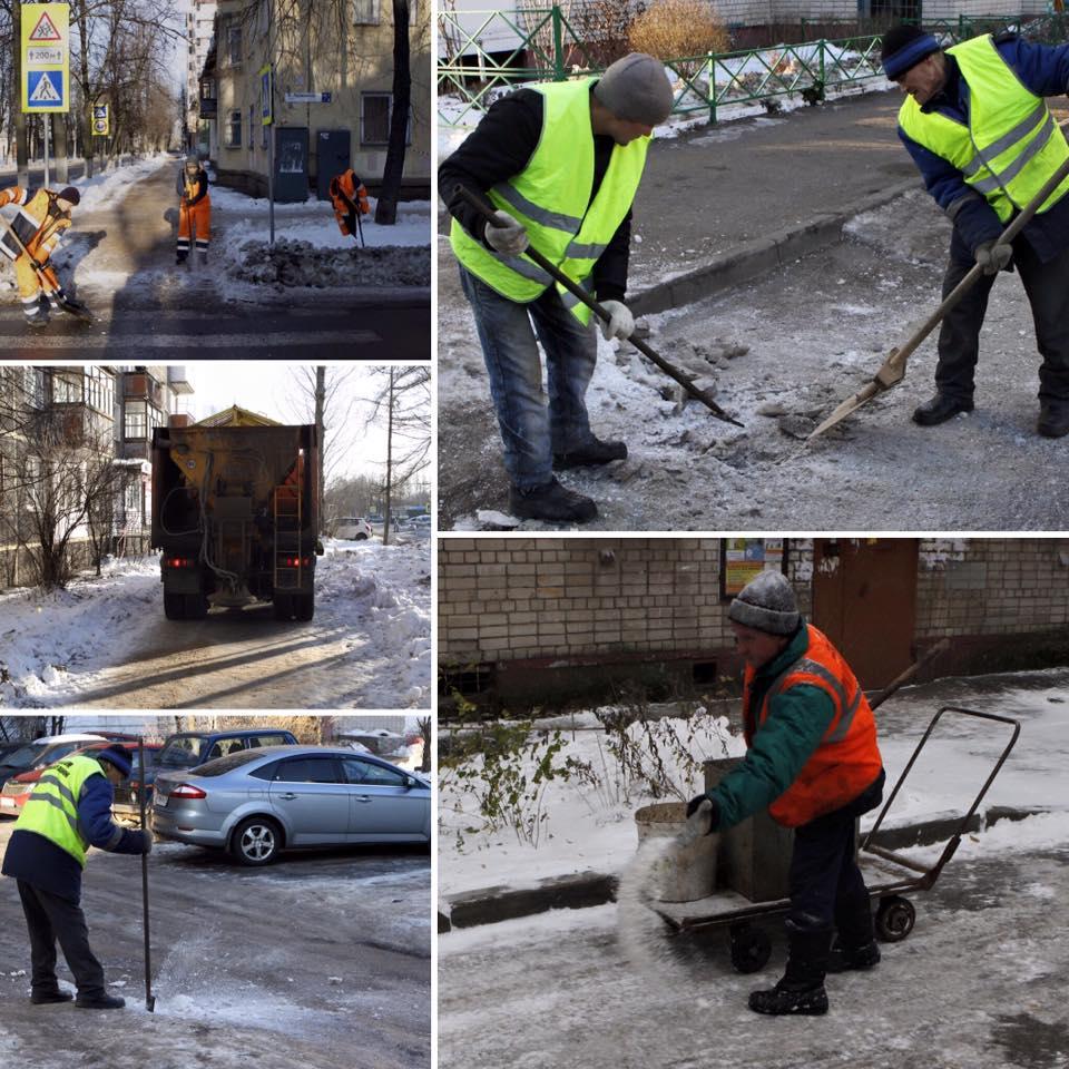 Владимир Слепцов призвал «вернуть ярославцам тротуары»