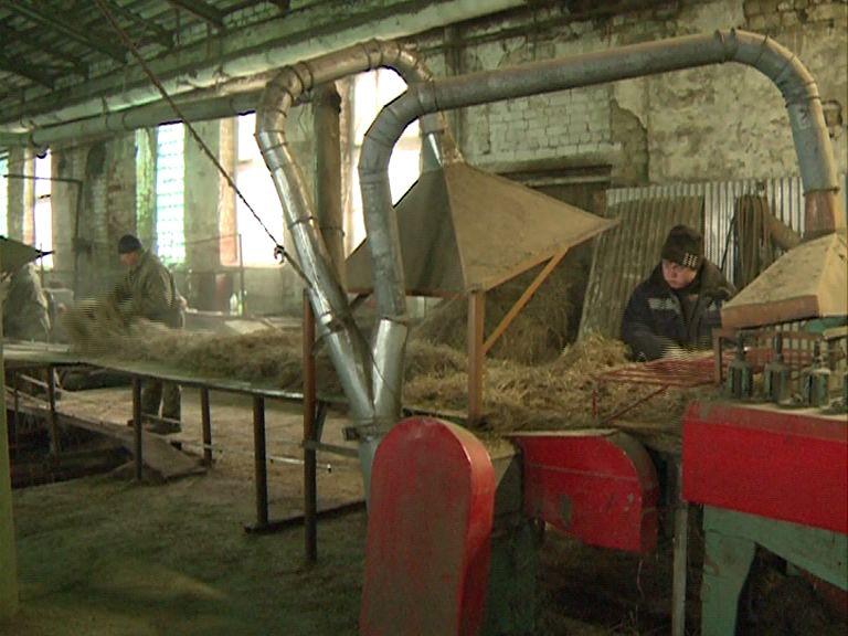 Пошехонский льняной завод отмечает юбилей