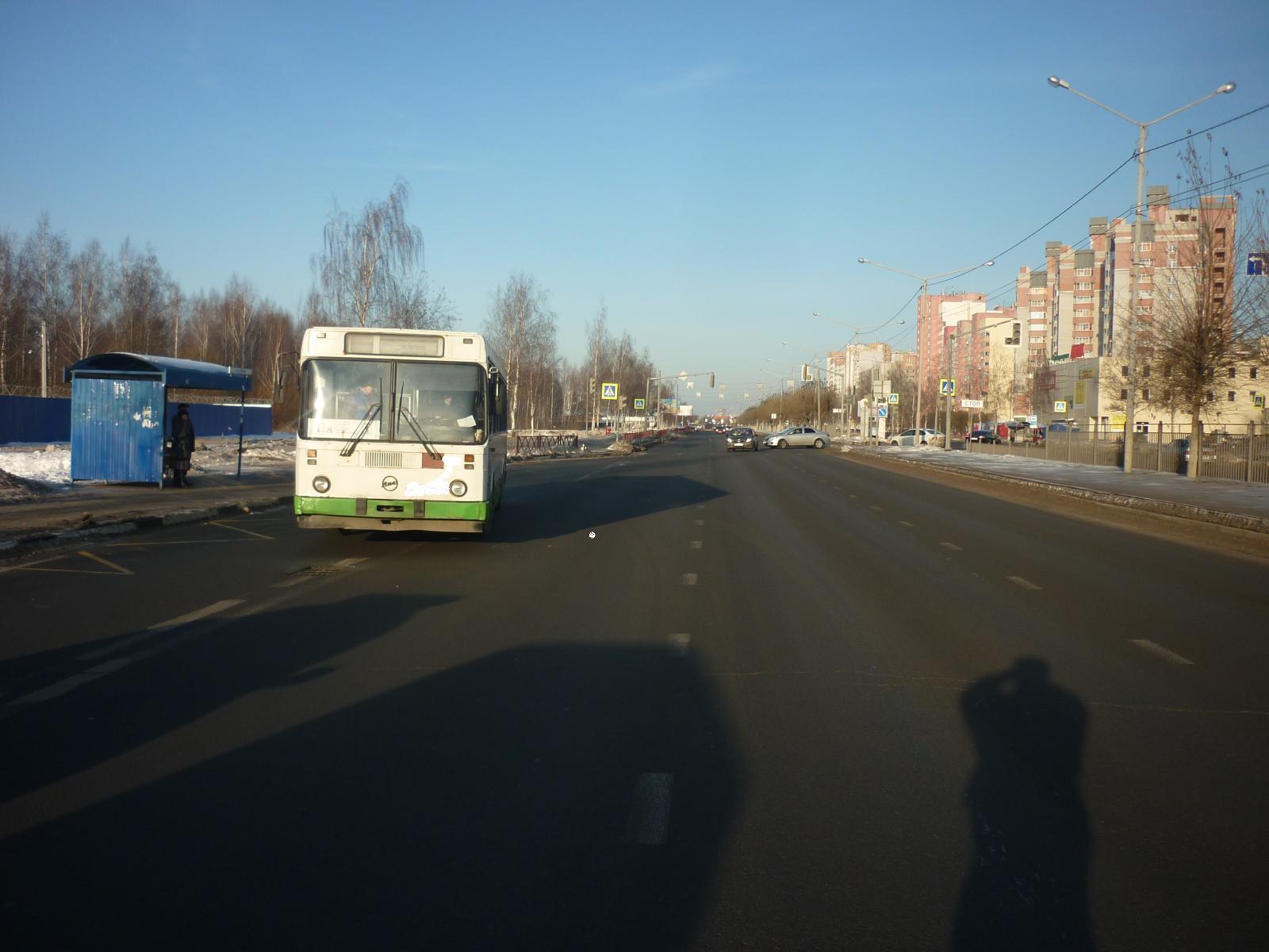 Опасные автобусы: ярославцы получили травмы в общественном транспорте