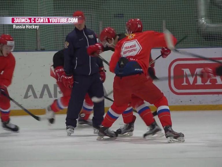 Четверо хоккеистов «Локомотива» вызваны в молодежную сборную России