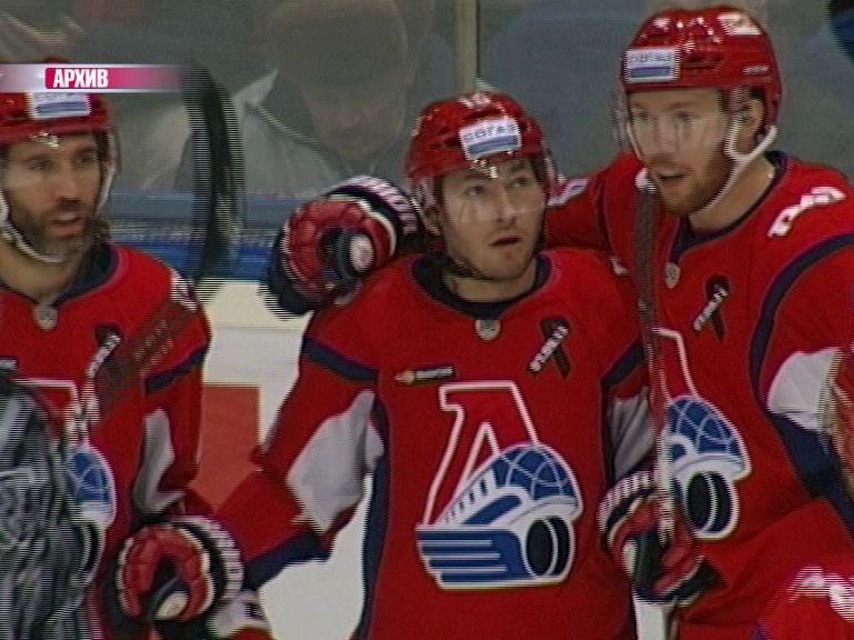 Нападающий «Локомотива» выступит на Матче звезд КХЛ