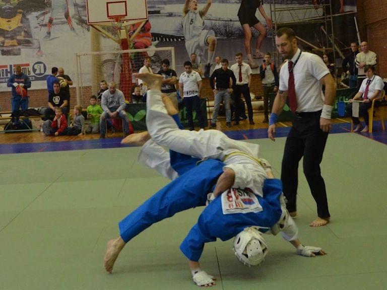 Ярославские кудоисты взяли медали на домашнем чемпионате ЦФО