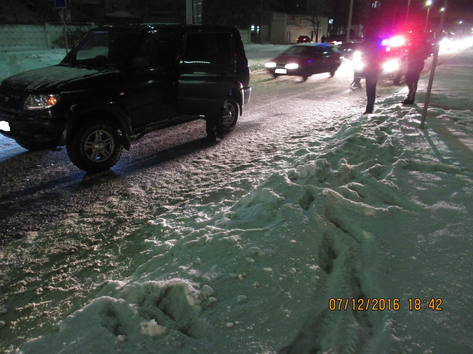 Водитель на «УАЗ Патриот» сбил двух девочек в Ярославле