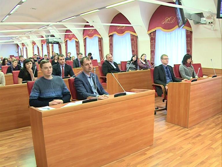 В Собрании молодых законодателей при облдуме произошли изменения