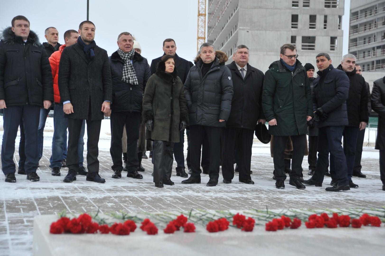 Известные спортсмены приехали в Ярославль