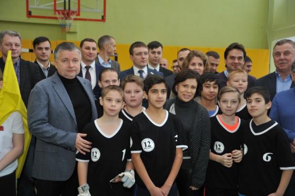 Форум «Детский спорт» начал свою работу в Ярославле