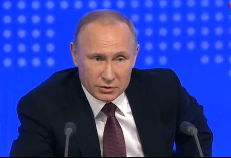 Владимир Путин объявил 26 декабря днем общенационального траура
