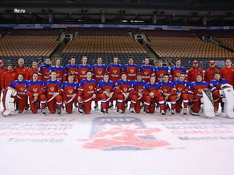 Три представителя «Локомотива» сыграют на молодежном чемпионате Мира